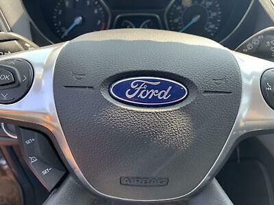 13 14 15 16 Ford Escape Driver Wheel Airbag Only Black Oem