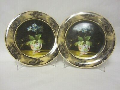2 - 222 Fifth Cachepot Salad Plates
