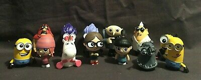 Funko Movies Despicable Me Mystery Minis Set