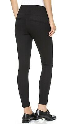 Spanx Woven Twill Slimming Leggings. Ready To Wow .Black . Rrp $98  Size Large