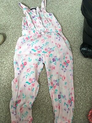 Girls Jumpsuit Size 2-3years