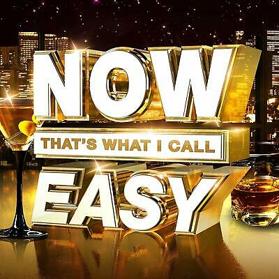 Now That's What I Call Easy (3Cd Box Set 2018) New/Sealed...fast Post