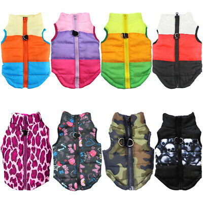 Warm Pet Clothing for Dog Clothes Dog Coat Jacket Puppy Pet Dogs Costume 46A1