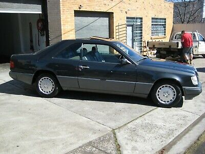 1989 Mercedes 300Ce Coupe  Mech/Body/Trans Good Rwc Reg 2/20 Sunroof $9999
