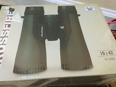 NEW Vortex Crossfire 10x42 Roof Prism Binocular - CF-4302