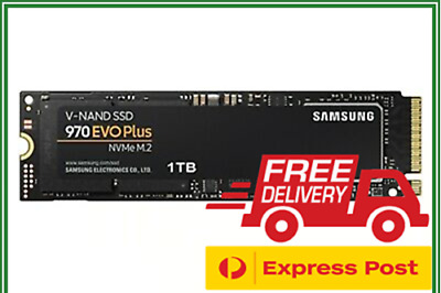 1TB Samsung 970 EVO PLUS M.2 NVMe PCIe3.0 X4 Internal Solid State Drive SSD NEW