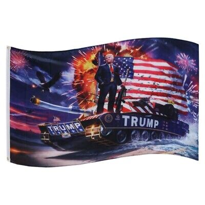 3x5 foot Make America Great Again 2020 2016 Donald Trump Flag FREE SHIPPING Tank
