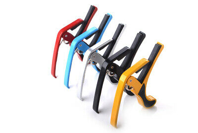 Guitar Capo for Acoustic or Electric - Quick Change -  **FREE POSTAGE**