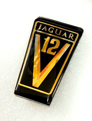 Jaguar XJS Grille Badge OVERLAY - PLEASE READ ALL THE TEXT BEFORE PURCHASING