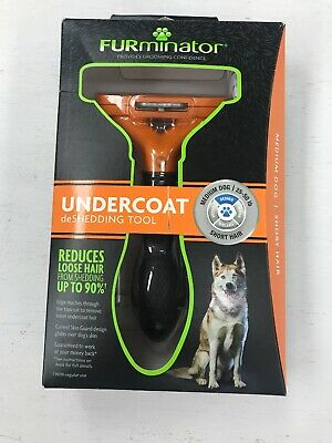 Furminator Undercoat Deshedding Tool Medium Dog Short Hair Or Long Hair