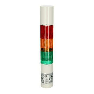 Signal Column Patlite LR4-302WJBW-RYG Red/Yellow/Green Continuous Light,