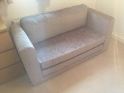 Strange Ikea Small Sofa Bed Beige 30 00 Picclick Uk Squirreltailoven Fun Painted Chair Ideas Images Squirreltailovenorg