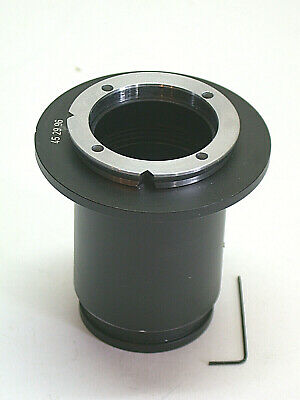 Zeiss Axioskop,Axiophot,ETC. camera adapter # 45 29 96 , 452996 with key.