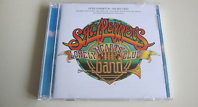 Sgt. Pepper's Lonely Hearts Club Band OST 2CD Peter Frampton The Bee Gees