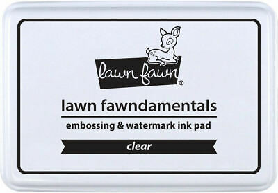 Lawn Fawn Heat Embossing & Watermark Ink Pad - CLEAR LF1811