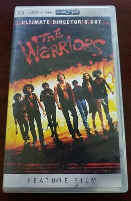 The Warriors Ultimate Director's Cut Widescreen PSP UMD Film Movie