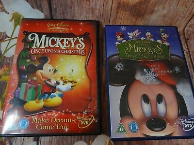 Mickey Mouse Twice Upon A Christmas Dvd.Mickey S Mouse Twice Upon A Christmas Dvd Kids Disney