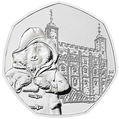 Paddington™ at the Tower 2019 United Kingdom Uncirculated Coin (FREE POSTAGE)