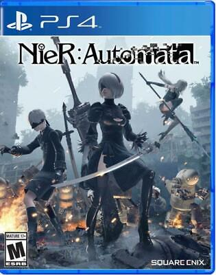 Nier: Automata PS4 (Sony PlayStation 4, 2017) Brand New - Region Free