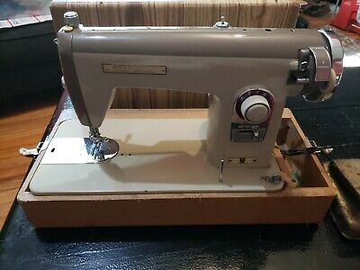 Vintage Brother Prestige Sewing Machine with Case and foot pedal