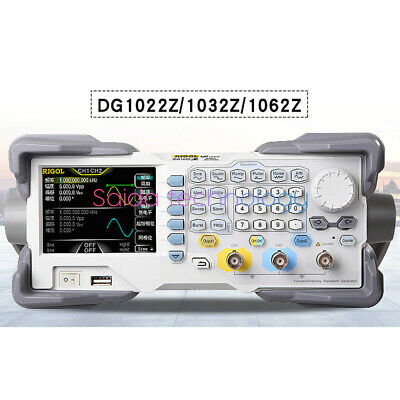 hot! DG1022Z 25MHz Arbitrary Function Generator with Second Channel