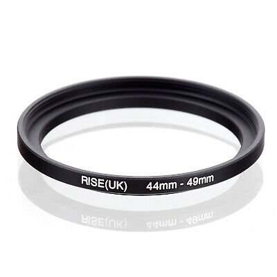 44-49mm 44mm-49mm 44-49 Matel Step-Up Filter Ring Stepping-up Adapter Ring