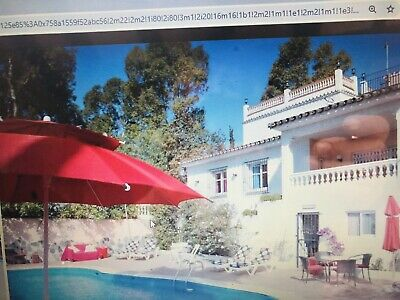 Large Villa  Used As  A B&b In Nerja Spain For Sale Freehold Or To Rent