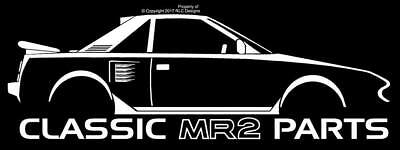 TOYOTA MR2 MK1 4A-GE stock series race engine by Rogue