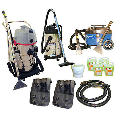 £14/WEEK on LEASE Carpet Cleaning Business Pack Car Valet Machine Upholstery