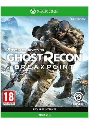 Tom Clancys Ghost Recon Breakpoint (Xbox One) Out 4th October Brand New & Sealed