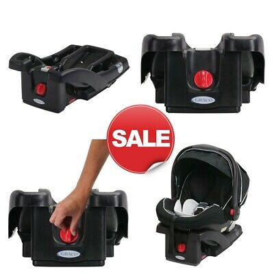 Graco SnugRide Click Connect 30 & 35 LX Infant Baby Car Seat Base in Black