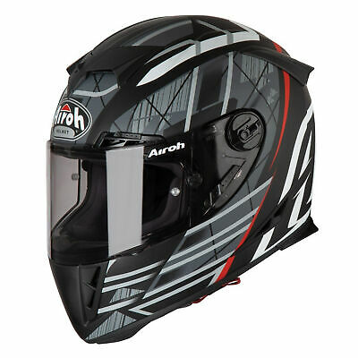 Airoh Helmet Gp500 Full Face Drift Black Matt