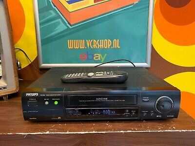 Philips VR1000 Super VHS ET Digital TBC/DNR + Remote