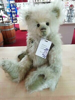 HALF PRICE! Charlie Bears Isabelle Mohair DEMPSEY (Number 23/350) RRP £260
