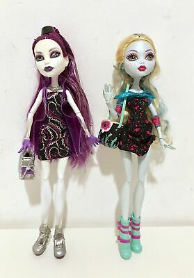 Monster High Lagoona Blue Spectra Ghouls Night Out Doll Mattel VGC