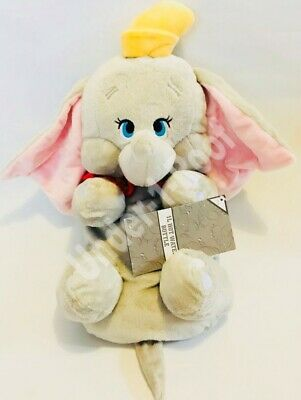 PRIMARK DISNEY DUMBO THE ELEPHANT HOT WATER BOTTLE - Brand New With Tags