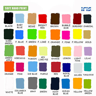 IRIS Heat Transfer Vinyl HTV  for T-Shirts 10 inches by 8 Feet Roll