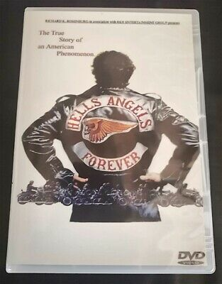 HELLS ANGELS FOREVER DVD Biker Video True Story New Sealed