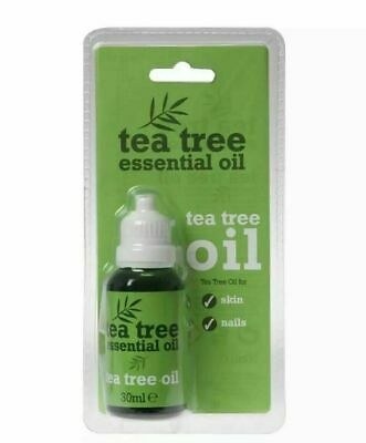 30 ml Bottle 100% Pure Tea Tree Essential Oil Antiseptic Anti Fungal Anti Viral