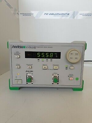 Anritsu MN9610B Programmable Optical Attenuator