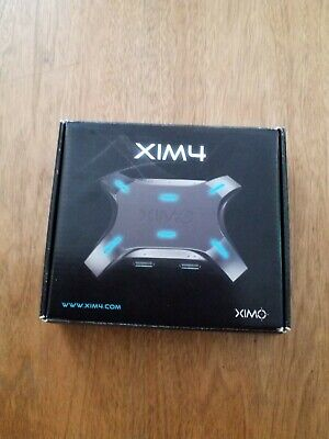 XIM APEX KEYBOARD and mouse adaptor for XBox One PS4 360 PS3