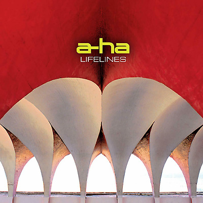 A HA 'LIFELINES' 2 CD Deluxe Edition - Released 27/09/2019