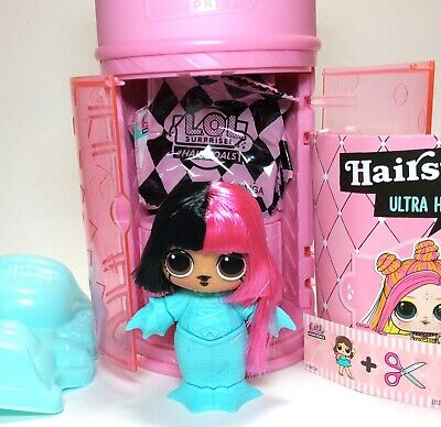 METAL BABE ⭐️ LOL Surprise Doll #Hairgoals Makeover Series Sealed Accs w/Can NEW
