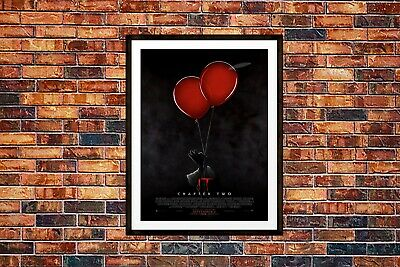 IT Chapter Two Movie Poster Wall Art Maxi 2019 Prints New Film Cinema -1712