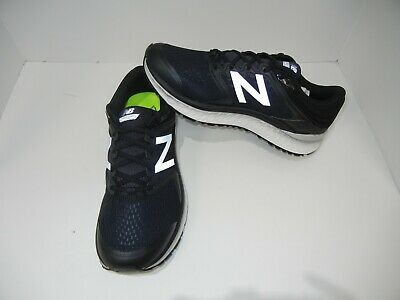 NEW BALANCE MENS M1080bw8 BlackWhite Running Shoes Size 12