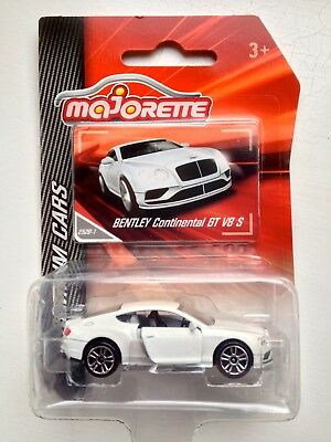 Majorette Premium Cars Bentley Continental GT V8 S  - 1/64 scale model