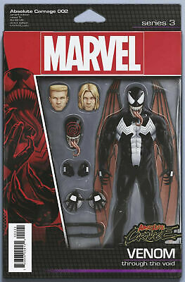 Marvel 2019 Absolute Carnage #2 Christopher Action Figure Variant NM Unread