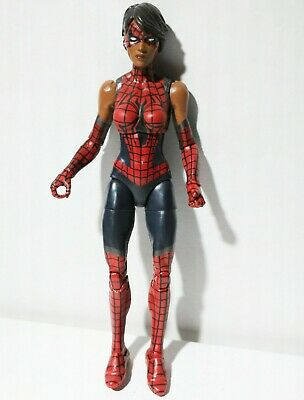 Hasbro Marvel Legends Venom Space Knight BAF Wave ASHLEY BARTON Spider-Girl