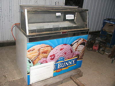 McCray Ice Cream Dipping Cabinet