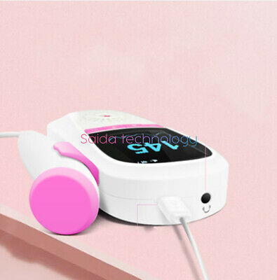 Color display fetal heart monitor pregnant women home dual interface ≥90dB